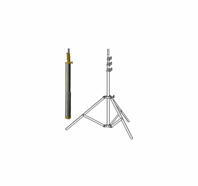 O1-33 Lowel Omni Light Stand
