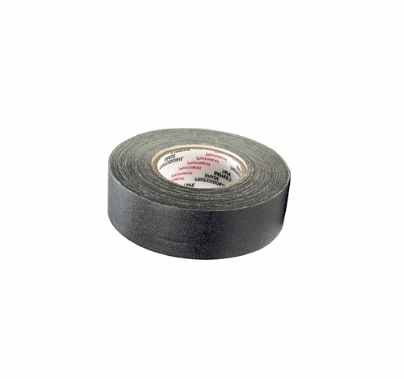 "Permacel  / ShurTape Gaffers Tape 2"" Black Pro Grade Roll"