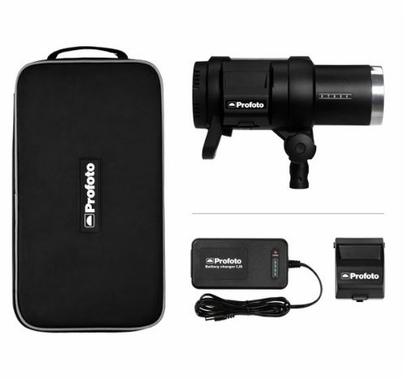 Profoto B1 Off Camera Flash 500 Air TTL, To Go Kit