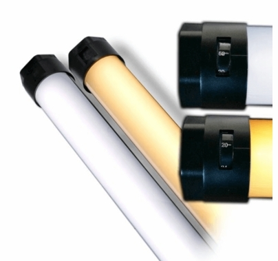 Quasar Tubes Q-LED X CrossFade Linear Lamp 2ft Bulb T12 120VAC