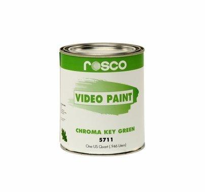Rosco Chroma Key Green Screen Paint | Quart