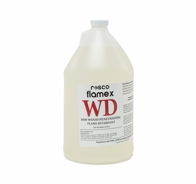Rosco Flamex WD for Raw Wood   Gallon