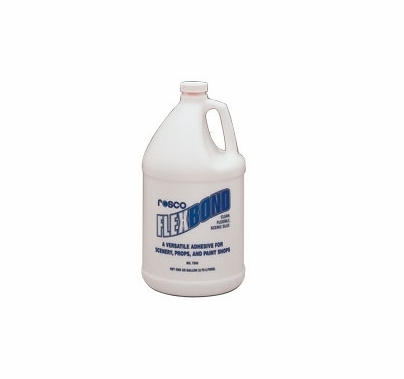 Rosco FlexBond Clear Scenic Glue, Gallon