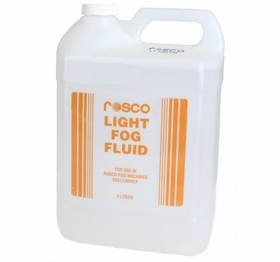 Rosco Light Fog Fluid 4L 4 Liter