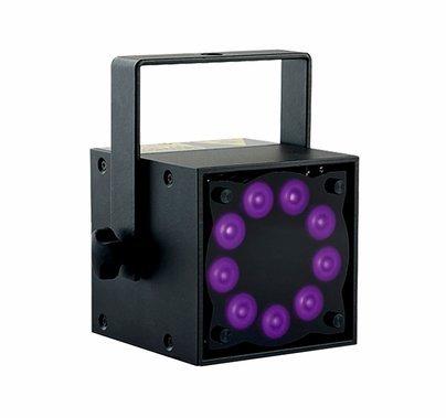 Rosco Miro Cube UV365 LED Light 50W - BLACK
