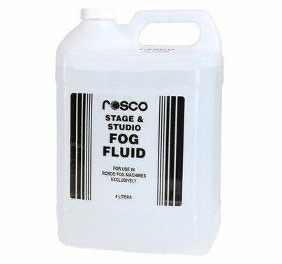 Rosco Stage and Studio Fog Fluid 4L 4 Liter