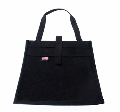 "Scrim Bag fits up to 7.75"" - 9.5"" Wire Scrims, Black"