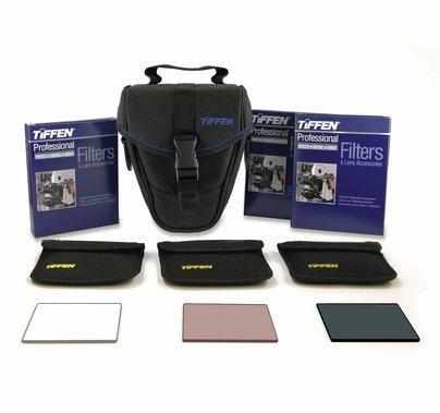 "Tiffen 4""x4"" Video Essentials DV Filter Kit"