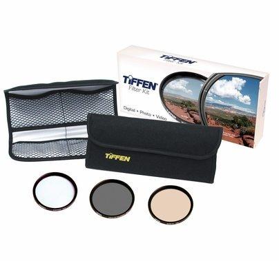 Tiffen 72mm Video Essentials DV Filter Kit 72DVVEK