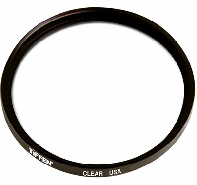 Tiffen 77mm Clear Coated Filter, 77CLR