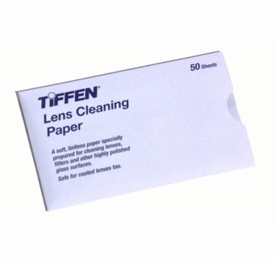 Tiffen Lens Cleaning Tissue (Single) Pack 50 Sheets