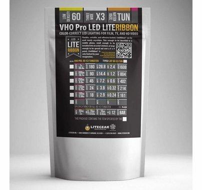VHO Pro LED LiteRibbon 60-X3 - TUNGSTEN