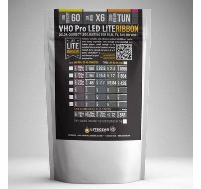 VHO Pro LED LiteRibbon 60-X6 - TUNGSTEN