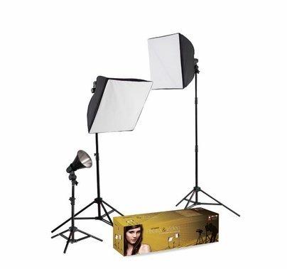 Westcott Photo Basics uLite 3 Light Studio Kit  403