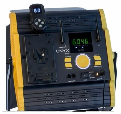 Ikan Onyx 2 x 1 Bi-Color 3-Point LED Light Kit with 3x OYB15