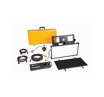 Kino Flo FreeStyle/GT 21 LED DMX Kit w/ Travel Case, Univ