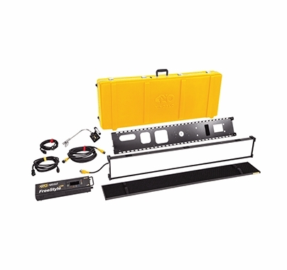 Kino Flo Freestyle/GT 41 LED DMX Kit w/ Travel Case