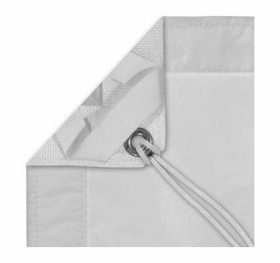 Modern Studio 20'x20' Sail 1/2 Grid Cloth with Bag
