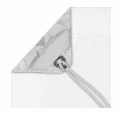 Modern Studio 20'x20' Silent/Sail Full Grid Cloth with Bag