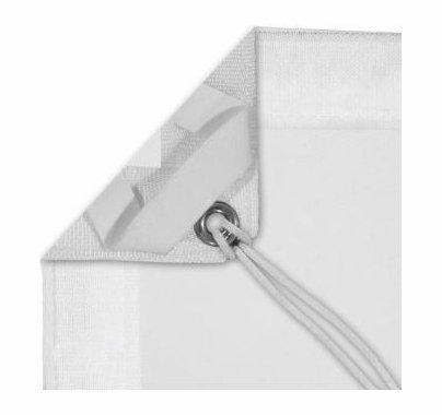 Modern Studio 20'x20' Single Scrim (White) with Bag