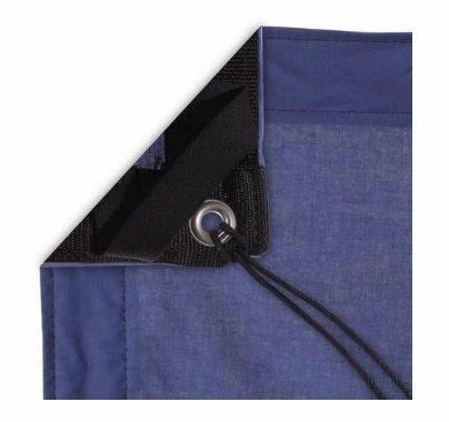 Modern Studio 20x20 Blue Muslin with Bag