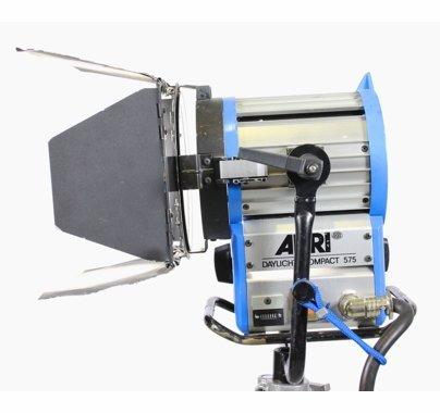 USED Arri 575w HMI Fresnel Light Head