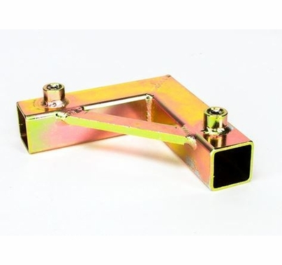1 inch Square Tube Corner, Modern Studio, 8x8 and 12x12 Frame, 010-2011