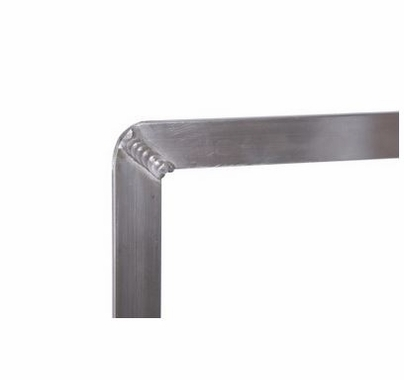 "48x48x1x1/4 inch Aluminum Flat Open Frame w/ 5/8"" Pin RTG06"
