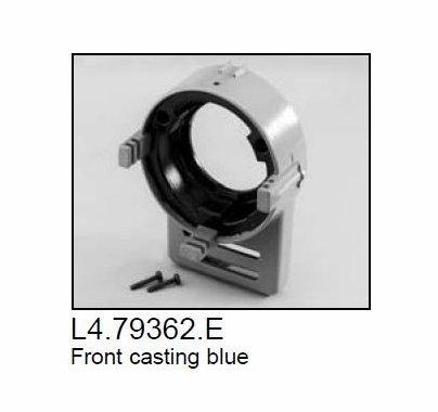 Arri 150 Fresnel Front Casting, Blue, Part L4.79362.E