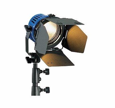 Arri Arrilite 600W Open Face Light Fixture 571600 Discontinued