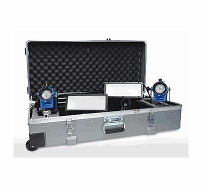 Arri H-3 LED Plus Hybrid AC Kit with Wheels, LK.0005569