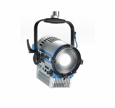 Arri L7-DT Tuneable LED Daylight Fresnel, Stand Mount, Passive