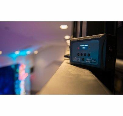 Chauvet DJ D-Fi Hub DMX Wireless Transmitter / Receiver