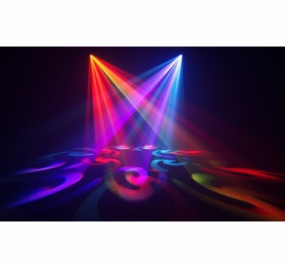 Chauvet DJ Intimidator Hybrid 140SR LED All-In-One Moving Head