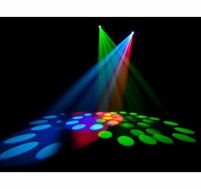 Chauvet Intimidator Spot LED 255 IRC DMX Moving Yoke Light