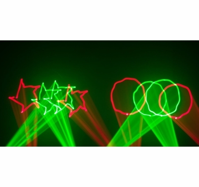 Chauvet Scorpion Bar RG (Red, Green) Aerial Effect Laser
