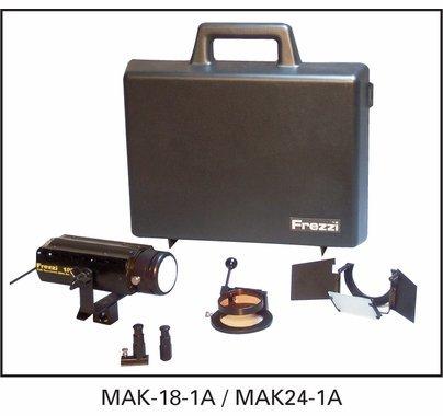 Frezzi Mini HMI Sun Gun 24W Light Kit  MAK24-1A