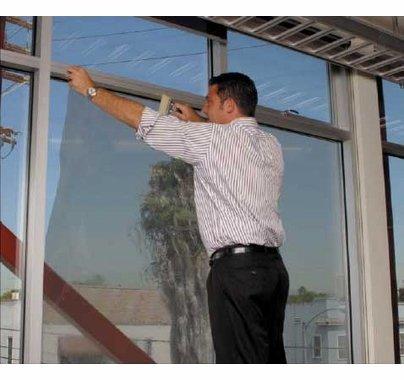 """GAM WindowGrip .6ND Neutral Density Window  Gel 48"""" x 25ft #1816 ND6"""