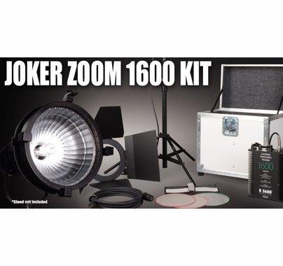 Joker 1600W Zoom HMI Light Kit