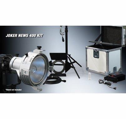Joker News 400 HMI Light Kit   K0400JN