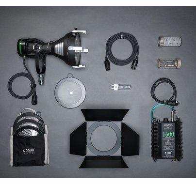 K5600 Joker2 1600w HMI Par Light Kit w/Case