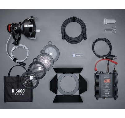 K5600 Joker2 400W HMI Par Light Kit