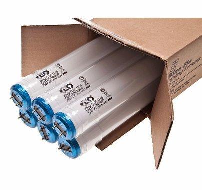 Kino Flo 4 Ft. 5500K T12 Tube / Bulb / Lamp  (6) Pack