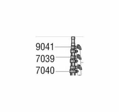 Lowel 9041 Upper Riser Casting