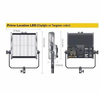 Lowel Prime Location LED Light Panel Daylight, V- Mount
