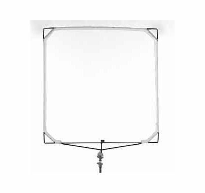 Matthews 48x48 inch Artificial Silk White 159015