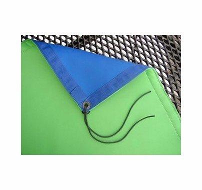 Matthews 6x6 Blue/Green Chromakey Screen 319162