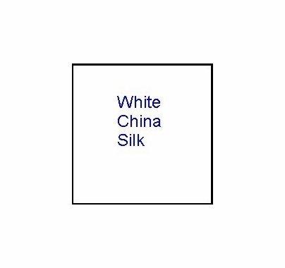 Modern Studio 12'x12' China Silk White w/ Bag
