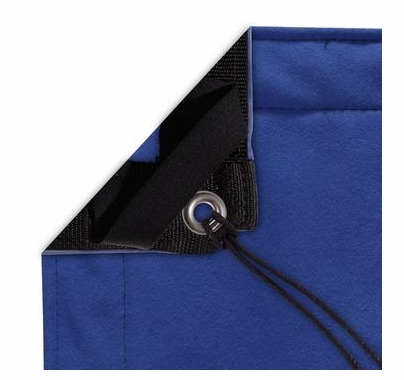 Modern Studio 12'x12' Chromakey Blue Screen with Bag