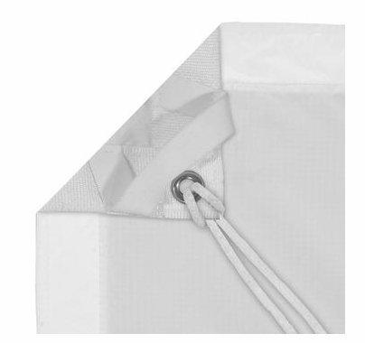 Modern Studio 12'x12' Sail Full Grid Cloth with Bag